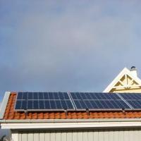 panneaus solaires thermiques